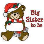 Big Sister To Be Christmas Shirts