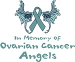 Shirts In Memory Of Ovarian Cancer Angels
