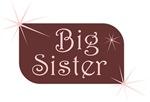 Retro Big Sister Shirts