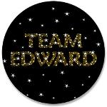 Team Edward Ornament