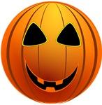 Jack-o'- lantern Smiley Face Shirts