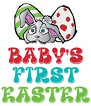 Baby's First Easter Shirts