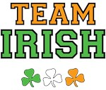 Team Irish Shirts