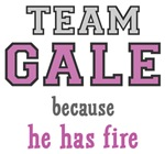 Gale Has Fire Shirts