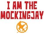 I Am The Mockingjay Shirts