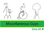 Miscellaneous Guys