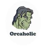 Orcaholic Nerd Gamer Dork T-Shirts & Gifts