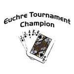 Euchre Tournament Champion T-Shirts & Gifts