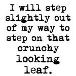 Must Crunch Leaf