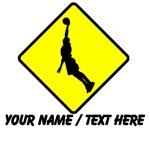 Basketball Dunk Crossing