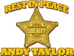 Rest In Peace Andy Taylor