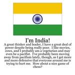 India (CQ)