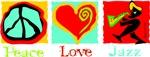 Peace Love Jazz
