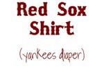 Red Sox Shirt (Yankees Diaper)