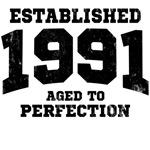 established 1991