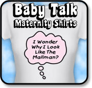 Baby Talk Maternity Shirts