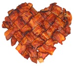 Real Bacon Heart