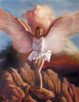 Landing Angel