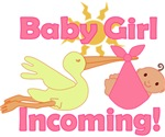 Baby Girl Incoming