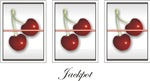 Jackpot Three Cherries