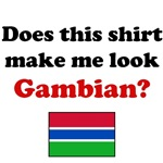 Does This Shirt Make Me Look Gambian?