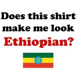 Does This Shirt Make Me Look Ethiopian?