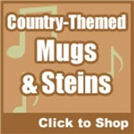 Country Music Drinkware
