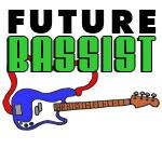 Future Bassist Blue Bass