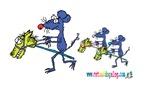 Giddy Up! by Tamara Warren