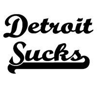 Detroit Sucks T-Shirts