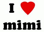 I Love mimi