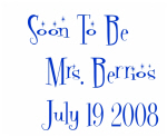 Soon To Be 
