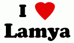 I Love Lamya