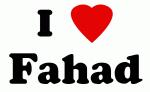 I Love Fahad