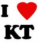 I Love KT