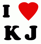 I Love K J