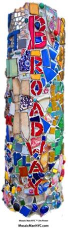 MosaicManNYC Broadway