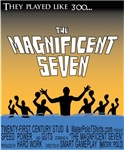 magnificent seven (water polo t-shirt)