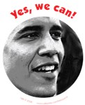 Obama: Yes, we can!