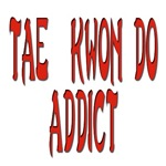 TAE KWON DO ADDICT (RED)