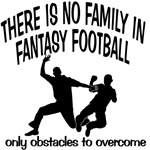 No Family Fantasy Football