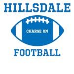 Hillsdale Football Retro Personalizer