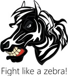 Fight Like a Zebra