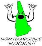 NEW HAMPSHIRE ROCKS!!