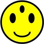 Enlightened Smiley Face