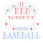 Red White and Baseball