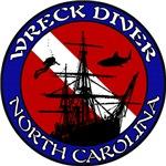 Wreck Dive North Carolina Shipwreck Design