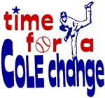 Time for a COLE Change-up Original