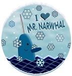 I Love Mr. Narwhal