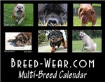 Multi Breed Calendar